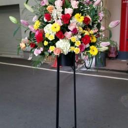 2スタンド花